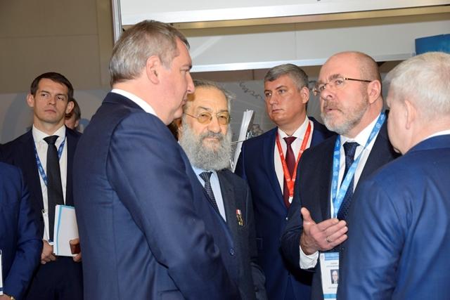 Участие в VII Международном форуме «Арктика: настоящее и будущее»