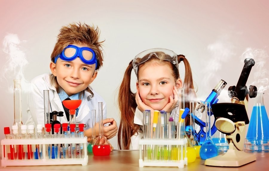 Специалисты НИИПХ Росрезерва провели «День науки» в детском оздоровительном лагере «Дубки»